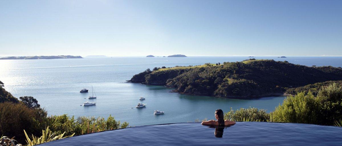 Hotel Waiheke Island New Zealand