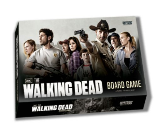 02 the walking dead board game