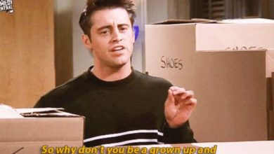 Photo of 15 Hilarious Life Lessons We Learned from the Friends TV Show