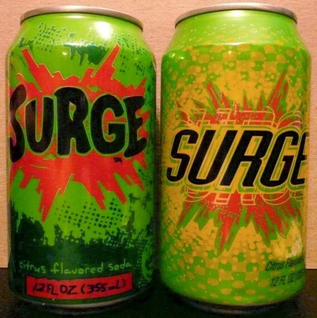 08 surge soda