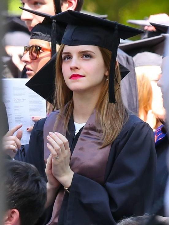 09 emma watson college grad