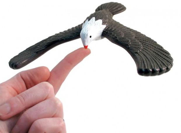 15 balancing bird