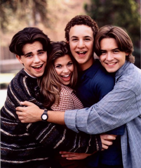 16. boy meets world