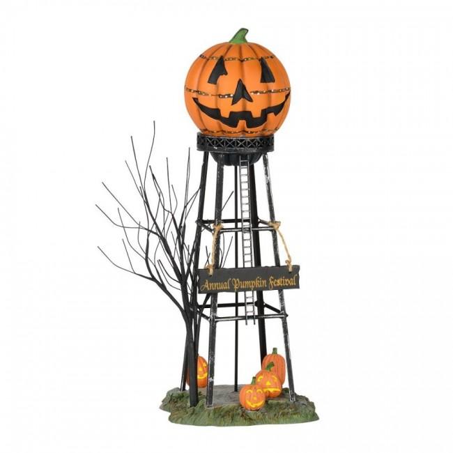 19 halloween water tower
