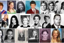 Photo of 10 Celebrity Yearbook Photos that Will Make You Smile