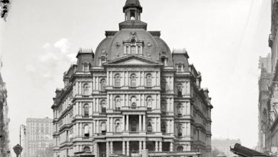 Photo of Amazing Photos of Cities in the US Over 100 Years Ago