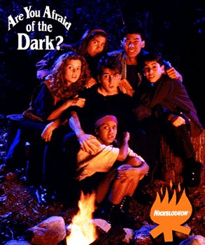 29 afraid of the dark