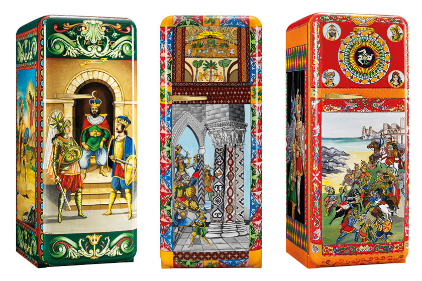 These Dolce & Gabbana Fridges Are the Most Expensive in the World