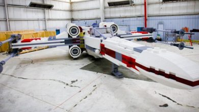 Photo of This Lego X-Wing Starfighter Is Pretty Amazing!