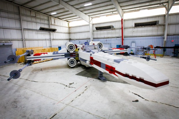 Lego X-Wing Starfighter1