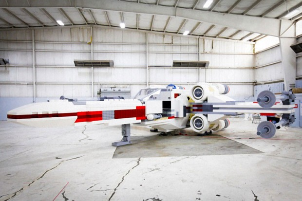 Lego X-Wing Starfighter2