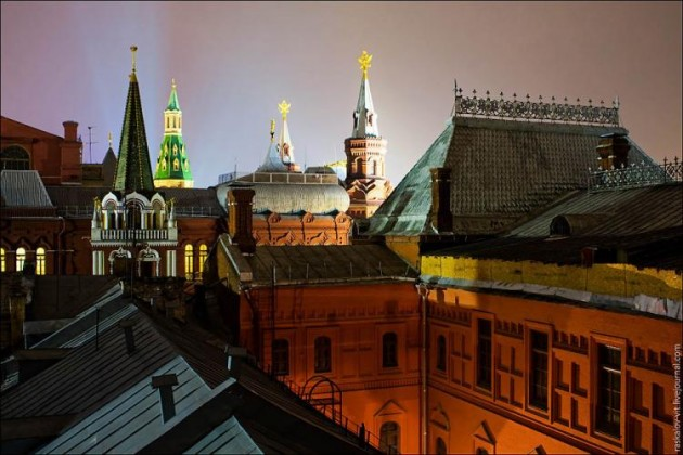 Moscow Center 12