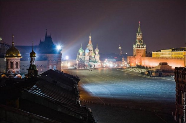 Moscow Center 13
