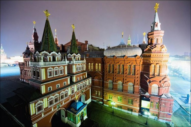 Moscow Center 15