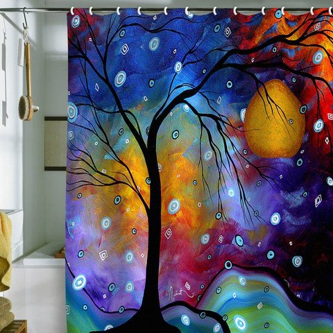 amazing shower curtains 01