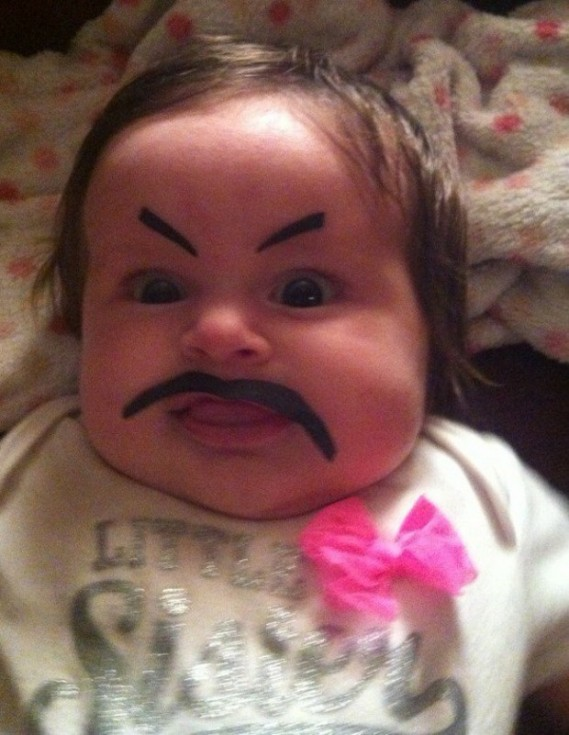 babies with eyebrows 04