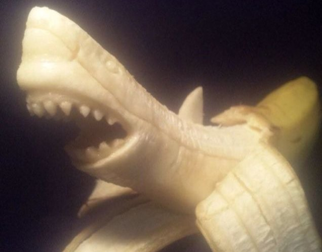 Check Out 15 Amazing Banana Sculptures
