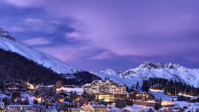 Photo of These Are the Best Resorts for Skiing in the Alps