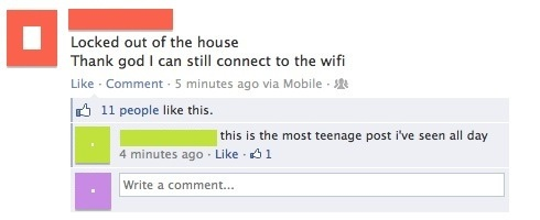 best facebook statuses 15