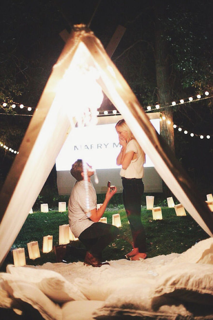 The 20 Most Amazing, Heart-warming Marriage Proposals Ever