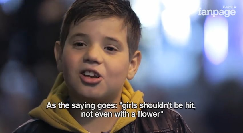 Young Boys Asked to Slap a Girl: Their Reaction Is Amazing! Faith in Humanity Restored