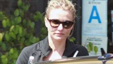 Photo of Cameron Diaz Without Makeup Still Looks Pretty