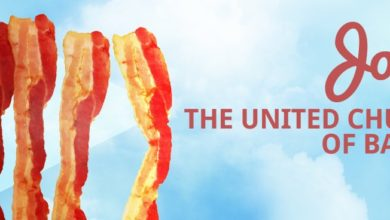 Photo of No Joke: the United Church of Bacon Is Real, Claims Over 4,000 Members