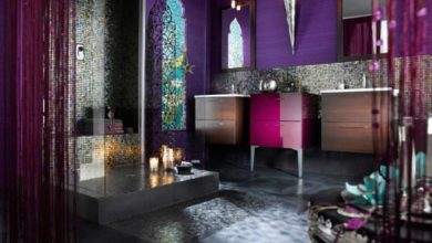 Photo of 10 Amazing Colorful Bathrooms