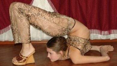 Photo of 10 More Incredible Contortionist Women