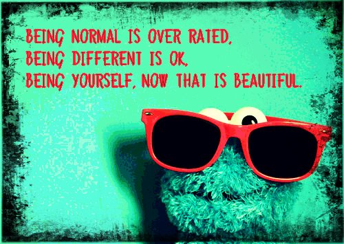 Here S Some Revolutionary Thinking By Cookie Monster It