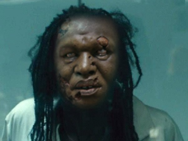 ebola zombie not real
