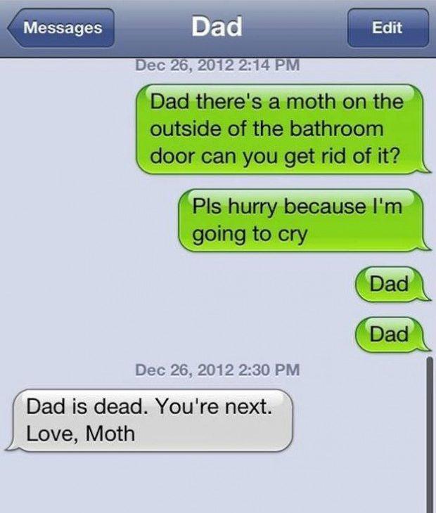 funny parent texts 13