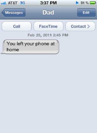 funny parent texts 14