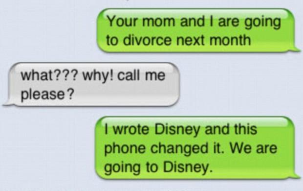 funny parent texts 17