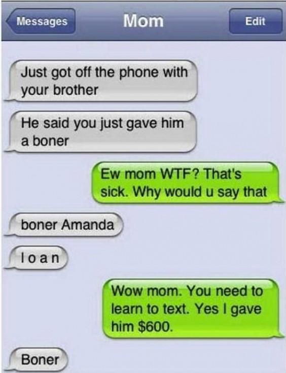 funny parent texts 23