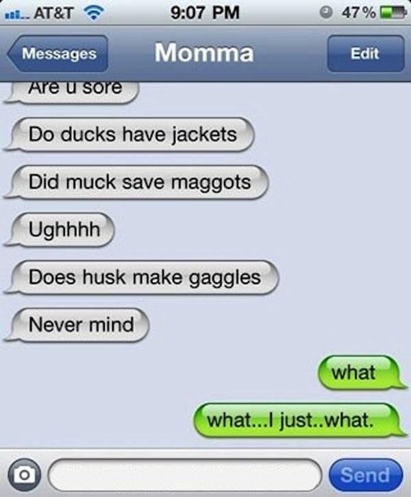 funny parent texts 24