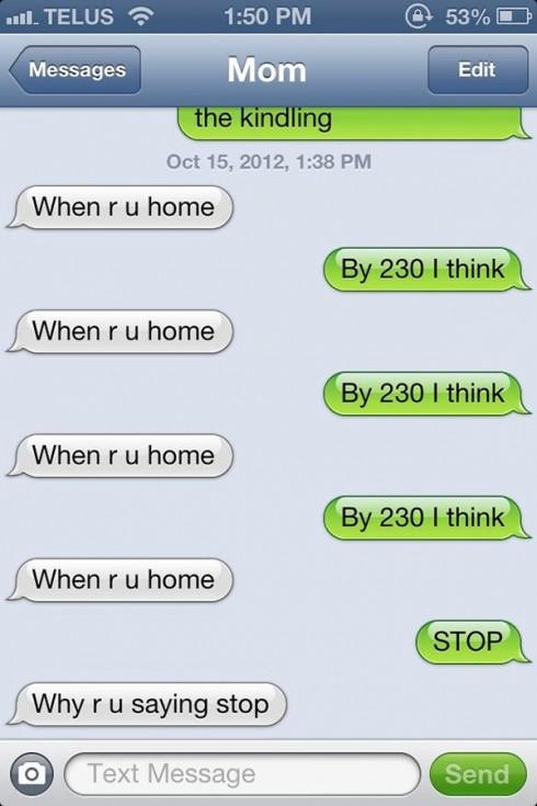 funny parent texts 25