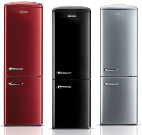 Everything Mixed Gorenje Retro Funky Fridges Bring Your ...