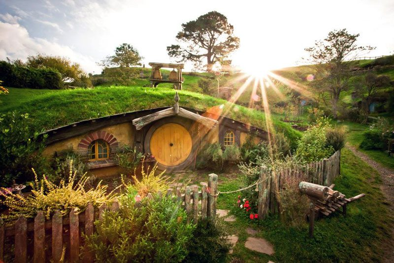 Fans of the Lord of the Rings Series Can Now Visit the Real Hobbiton