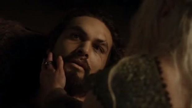 khal drogo death game of thrones