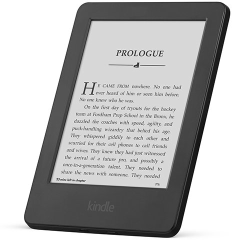 The Kindle Reader