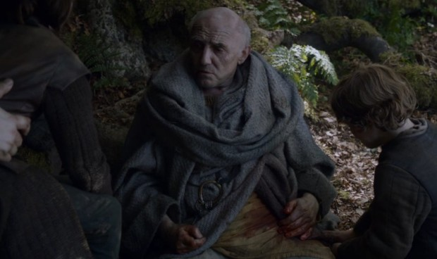 maester luwin death