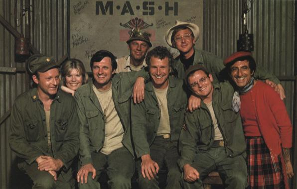 Everything Mixed Yup, Still In Love With M*A*S*H. You