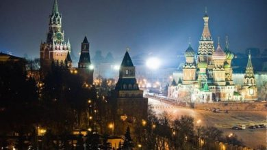 Photo of Stunning Photos of Moscow