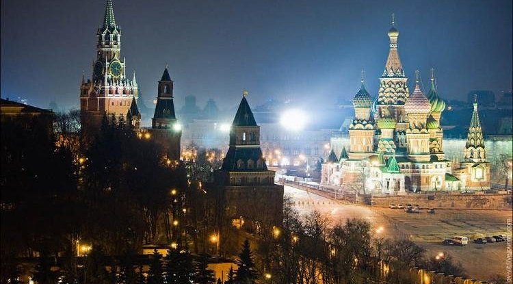 Stunning Photos of Moscow