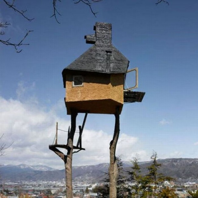 most amazing tree houses in the world 05