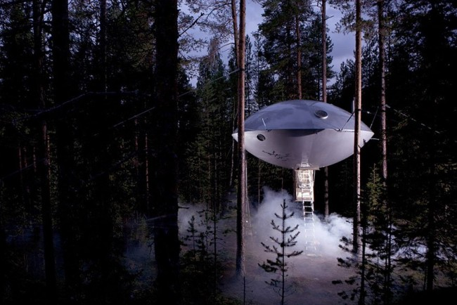 most amazing tree houses in the world 10