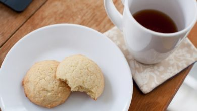 Photo of Delicious Quick Recipe: My Amazing Lemon Cookies