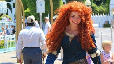 Photo of Real-life Merida Is Beautiful