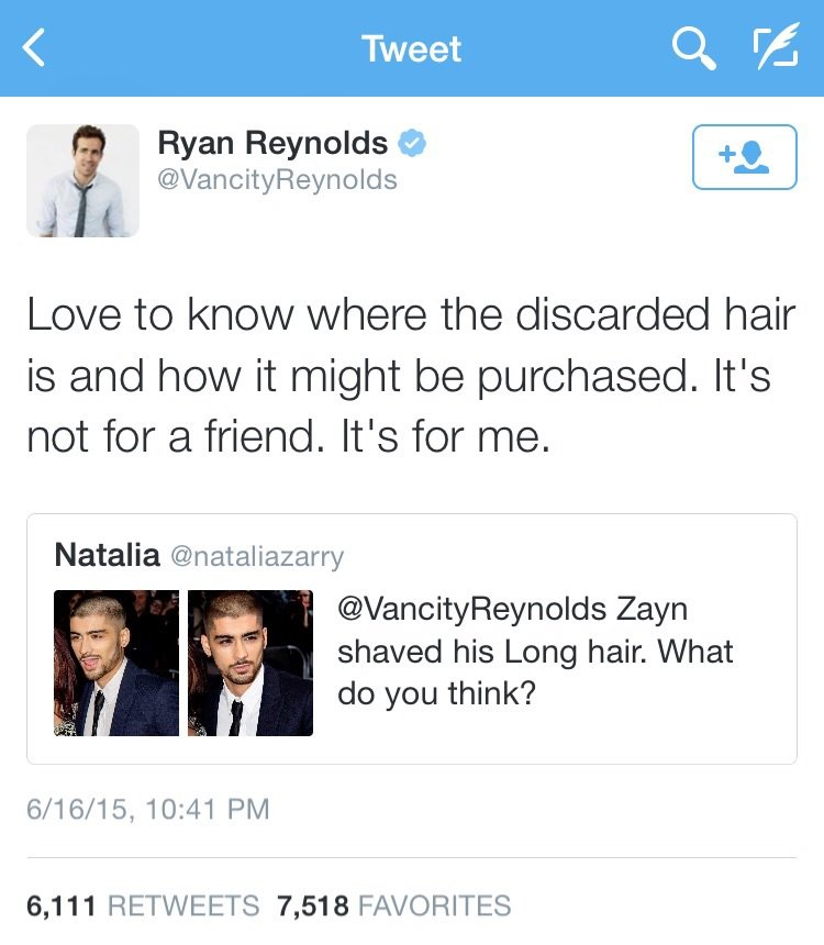 Everything Mixed Ryan Reynolds' Tweets Are Insanely Fun to ... Ryan Reynolds Twitter